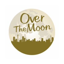 Over the Moon Guesthouse Logo