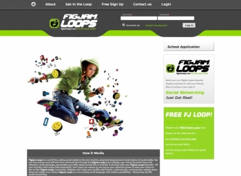 Figjam Loops Website