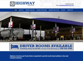 HIghway Junction Website