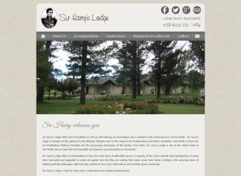 Sir Harrys Lodge Website