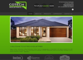 Cotech Website