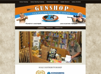 Lekana Gunshop Website